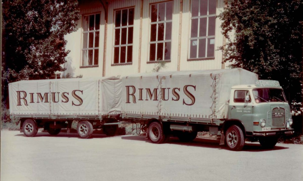 Rimuss - eine Erfolgsgeschichte.
