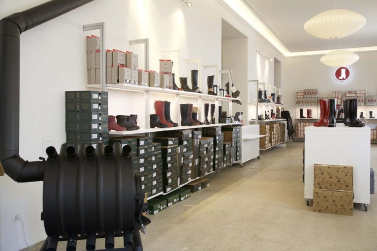 Top 10 Shopping in Wien: Gummistiefelhaus