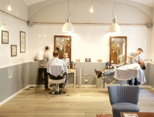 Top 10 Shopping in Wien: Brothers' Barbershop