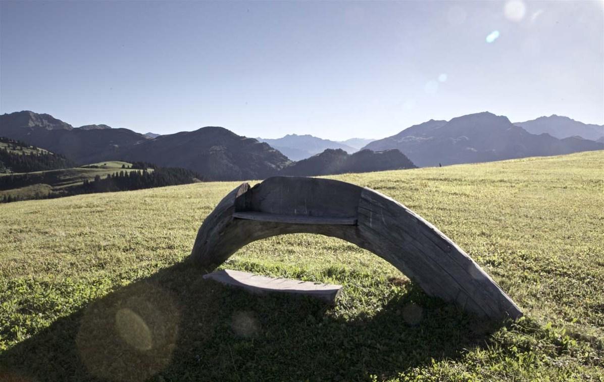 Ferien auf der Alp Rona Praettigau - 25