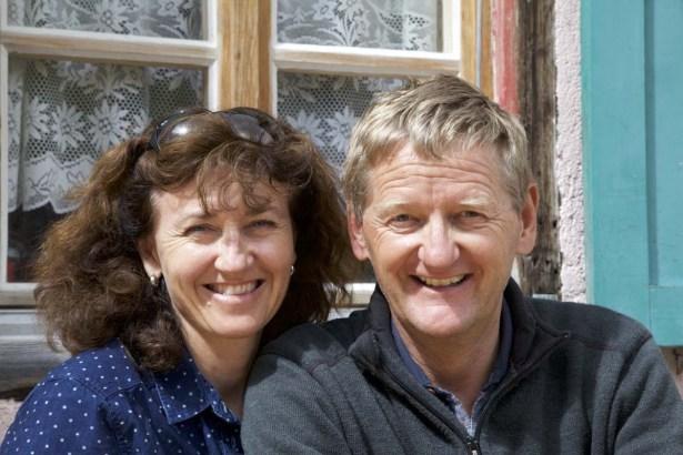 Fabienne und Hugo Biner