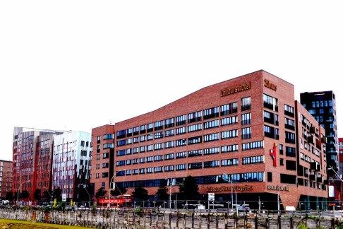 25hours Hotel Hamburg