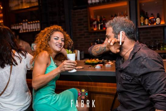 Fabrk: Restaurant mit Club in Beirut