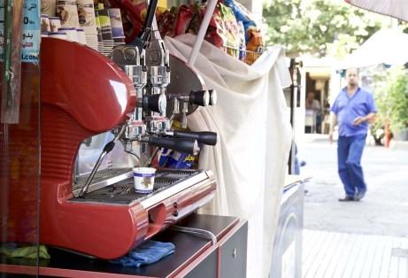 Den besten Kaffee gibts auf der Strasse