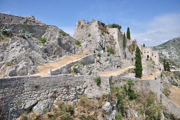 Die Burg Klis