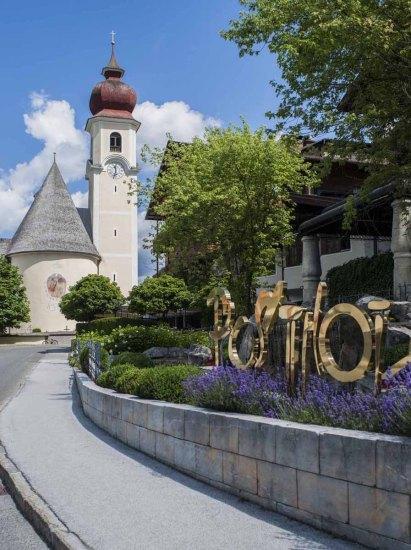 Posthotel Achenkirch Kirche