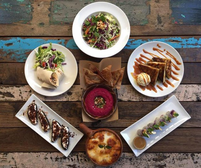 Dar Bistro and Books: leckere Mezze