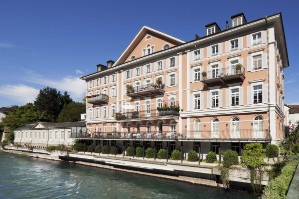Top 5 Wellness und Day Spa in Zuerich02