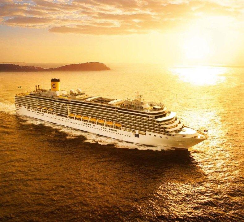 Unterwegs auf dem Mittelmeer