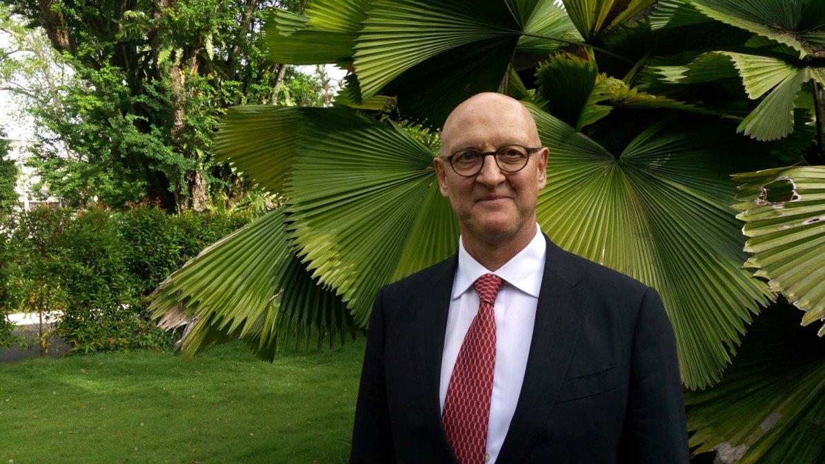 Michael Winzap - Schweizer Botschafter in Malaysia