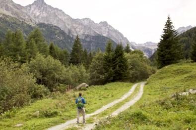 Fernwanderung Schweiz Via Bregaglia 04