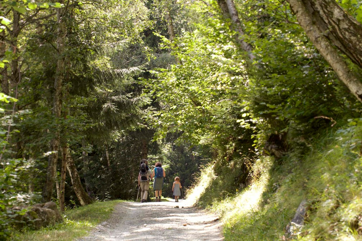 Fernwanderung Schweiz Via Bregaglia 22