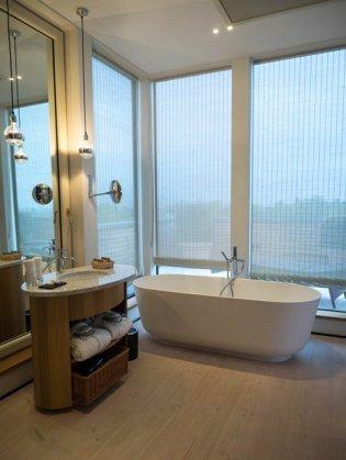 Die neue die luxuriöse Penthouse Suite im Erbprinz