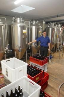 Lukas Demetz erklärt alles rund ums Thema Bier