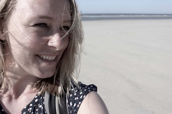 Bloggerin Sarah Althaus