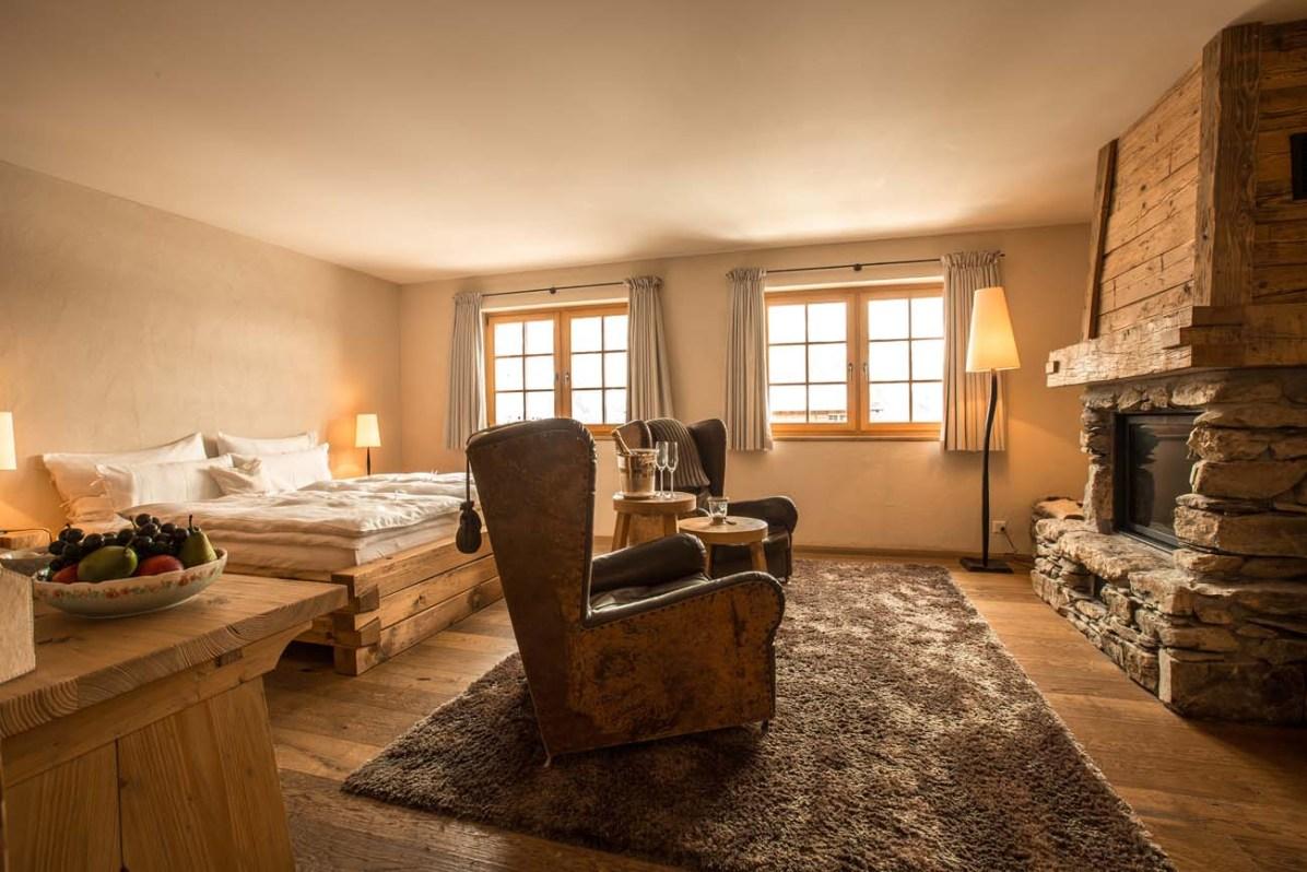 Guarda Val Hotel Lenzerheide charmant Bauernstube