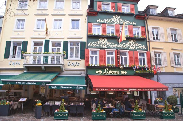 Baden Baden Casino Thermalbad Kulinarik Wellness 37