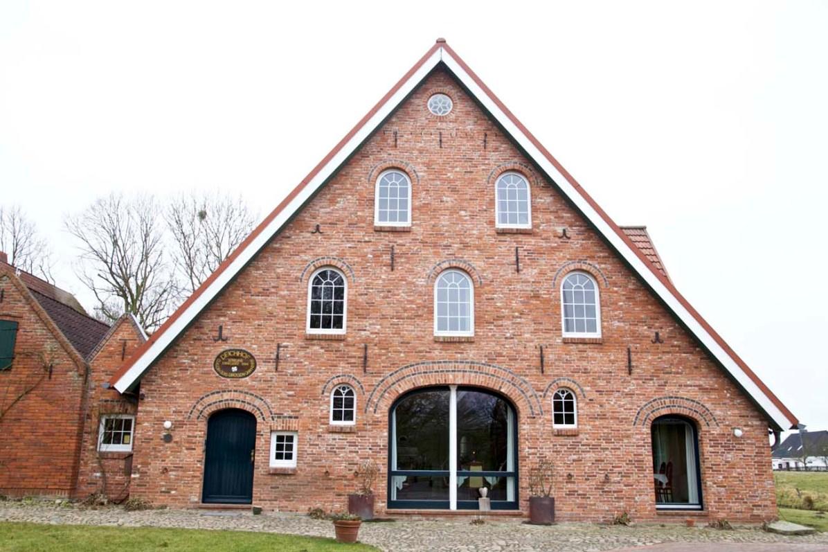 Der Deichhof - Gasthaus in einem ehemaligen Bauernhof