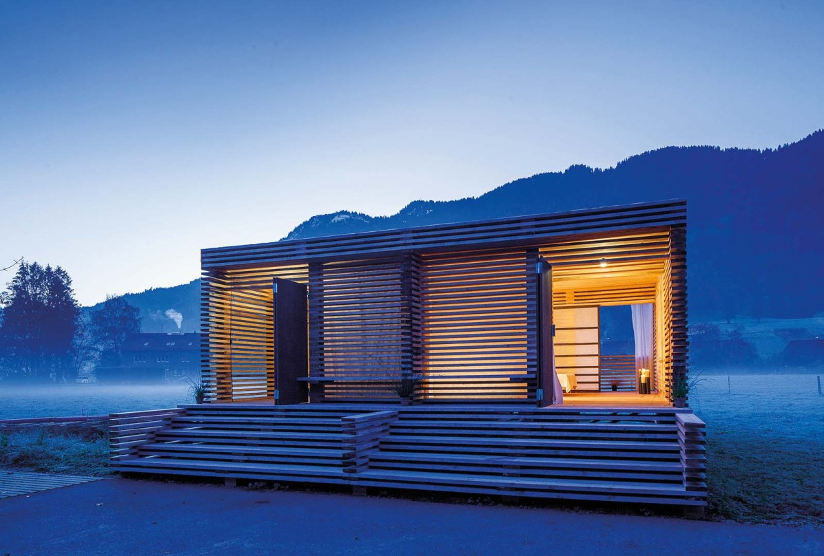 Charmantes Pop-up Hotel Schweiz am Bodensee 2