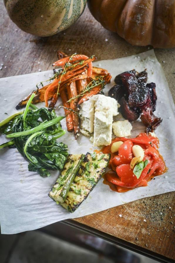 Meshek Barzilay Restaurant Tel Aviv Vegetarisch 4