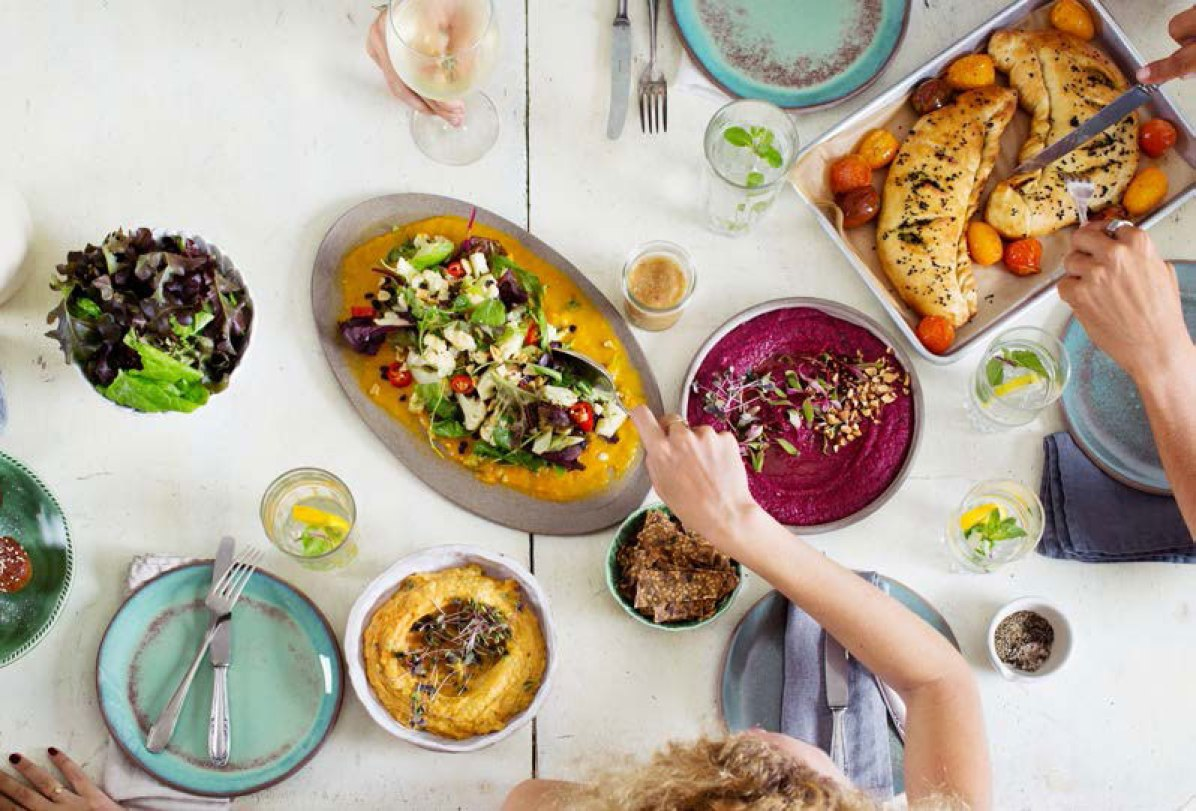 Meshek Barzilay Restaurant Tel Aviv Vegetarisch 7