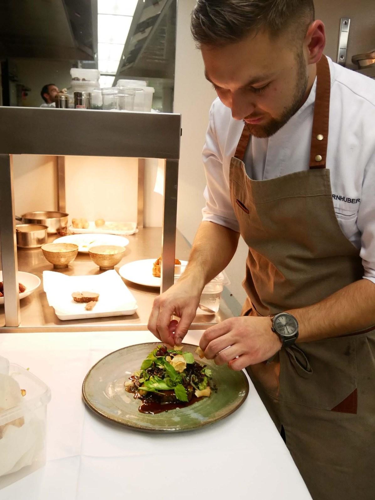 Die Menüs werden vom Peak Health Ernährungsteam in Zusammenarbeit mit Daniel Kornhuber kreieert.