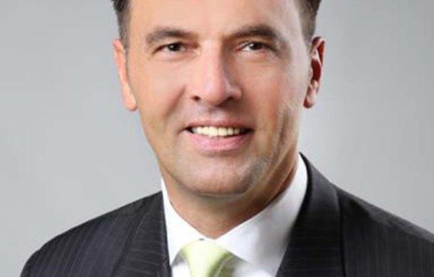 Hoteldirektor Burkhard Wolter