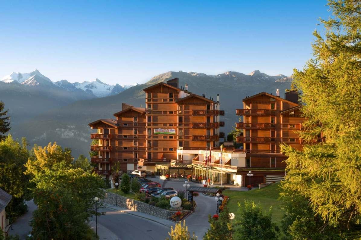 Hotel Helvetia © Crans-Montana Tourisme