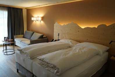 Wunderschöne Zimmer. © Eva Hirschi