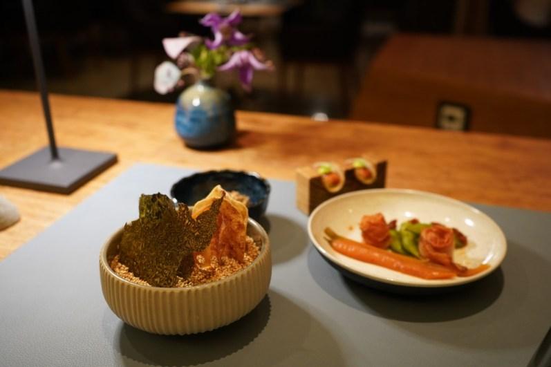 Casual Fine Dining mit asiatischen Aromen. © Eva Hirschi