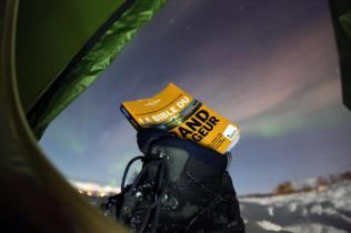 BDGV bottine aurores boréales