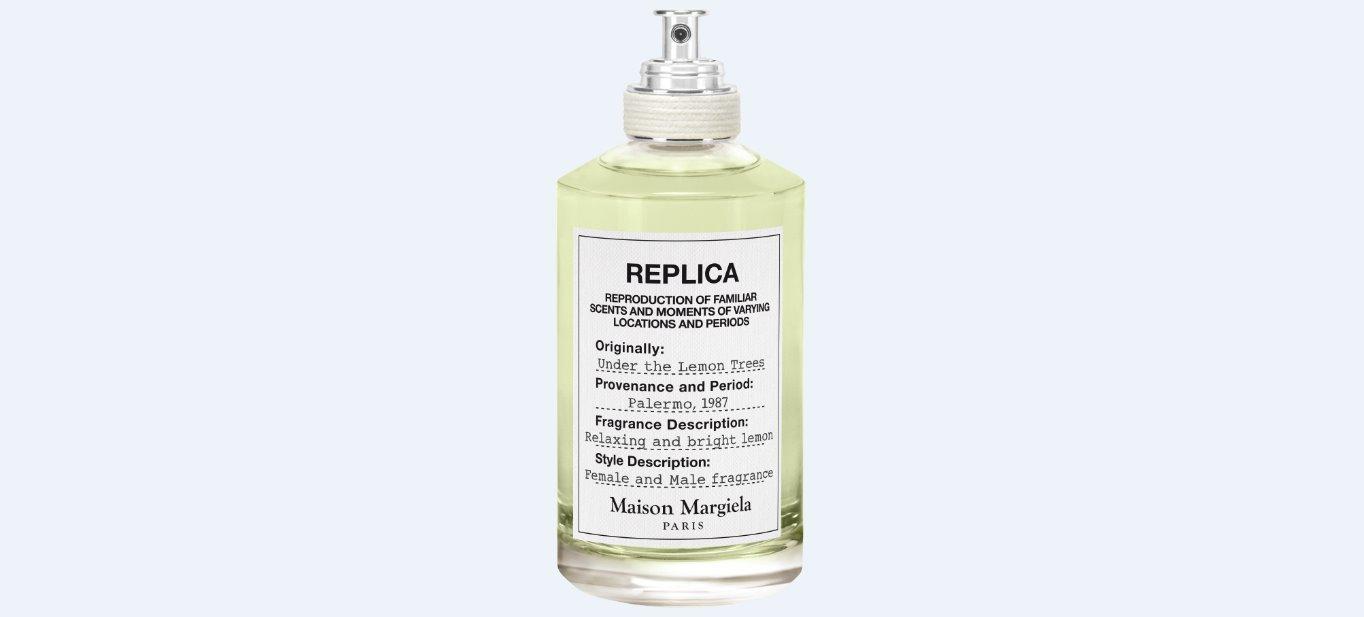 the best attitude 2bbef b9f49 Maison Margiela Replica profumo | Under The Lemon Trees ...