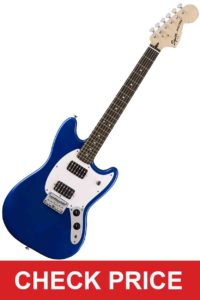 Squier by Fender Bullet Mustang Electric Guitar