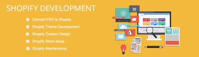Shopify Developmet Company