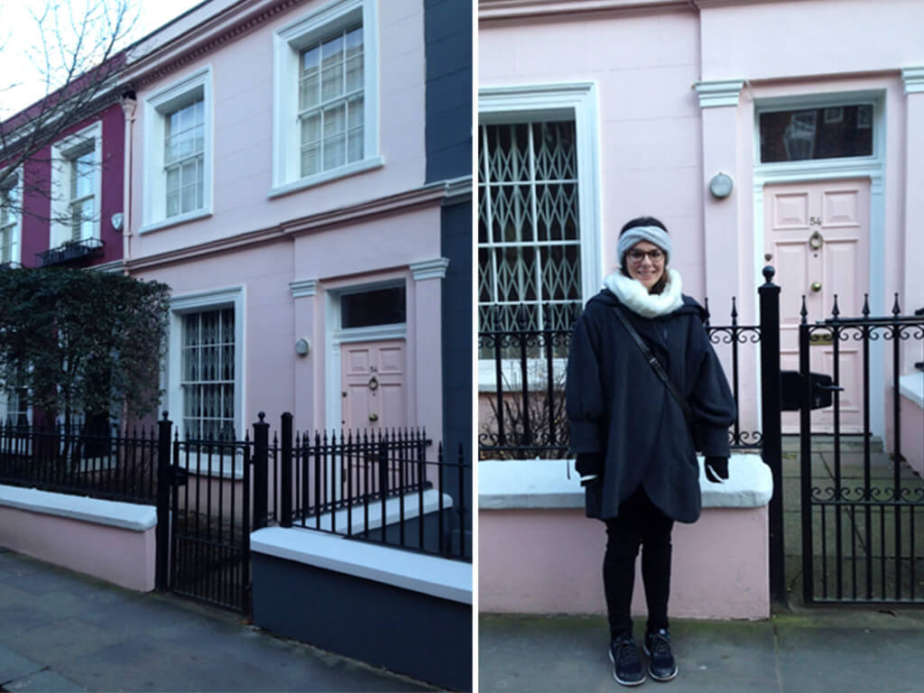 Casas de Notting Hill