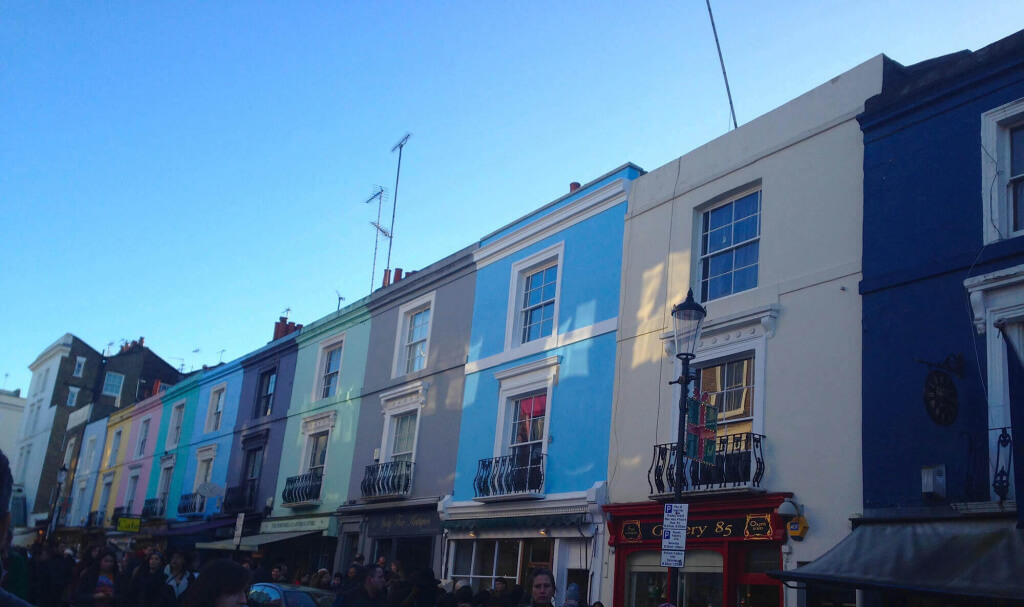Notting Hill calle