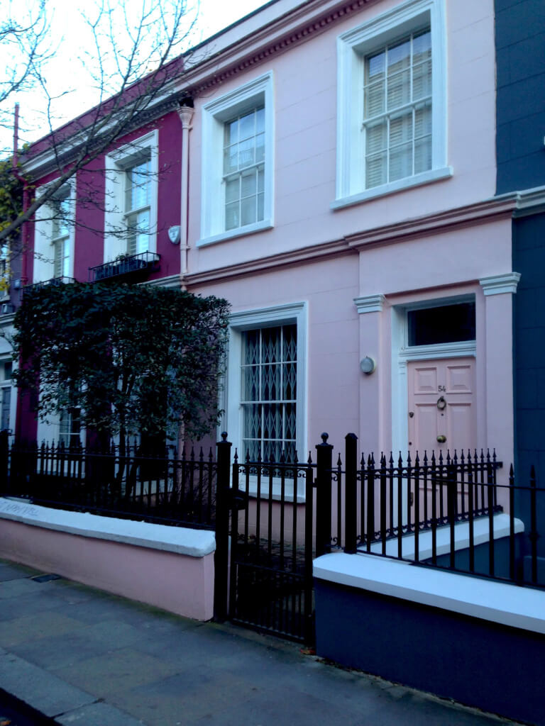 Notting Hill casas