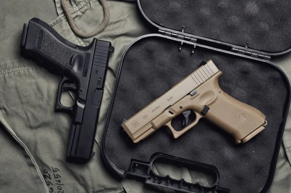 iconic firearms