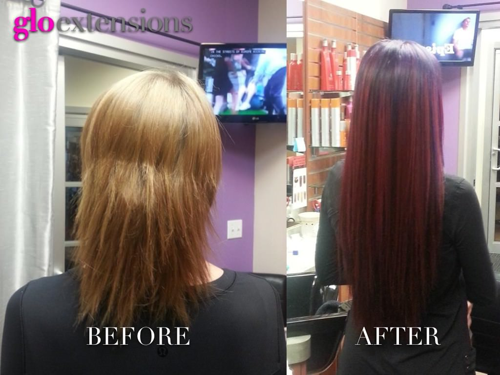Dramatic Hair Color Change In Denver