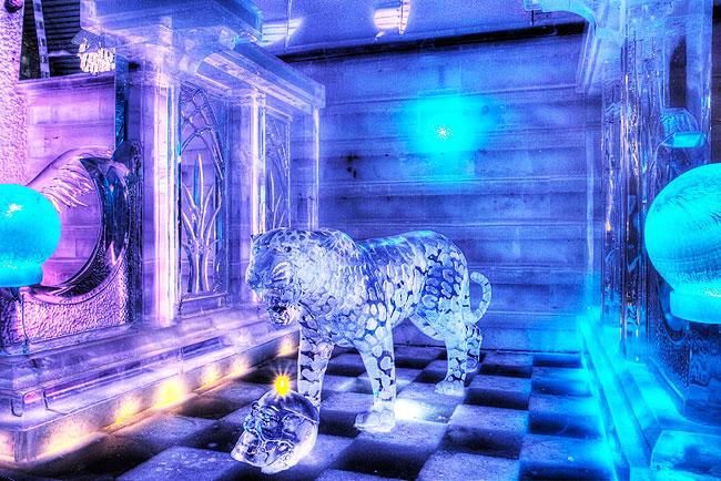 Aurora Ice Museum Hotel