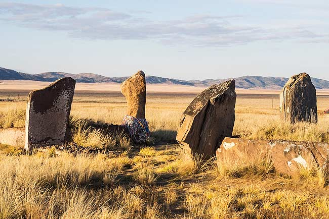 The Big Salbyk mound is one of the most majestic and mysterious ancient sites of Southern Siberia