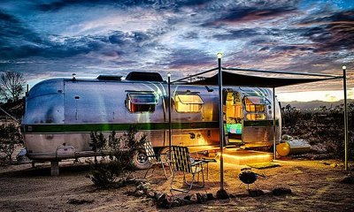 Belrepayre Airstream Hotel