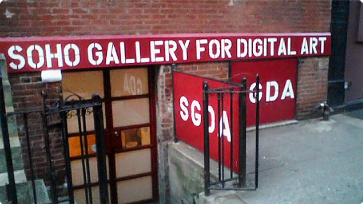 SOHO Gallery for Digital Art