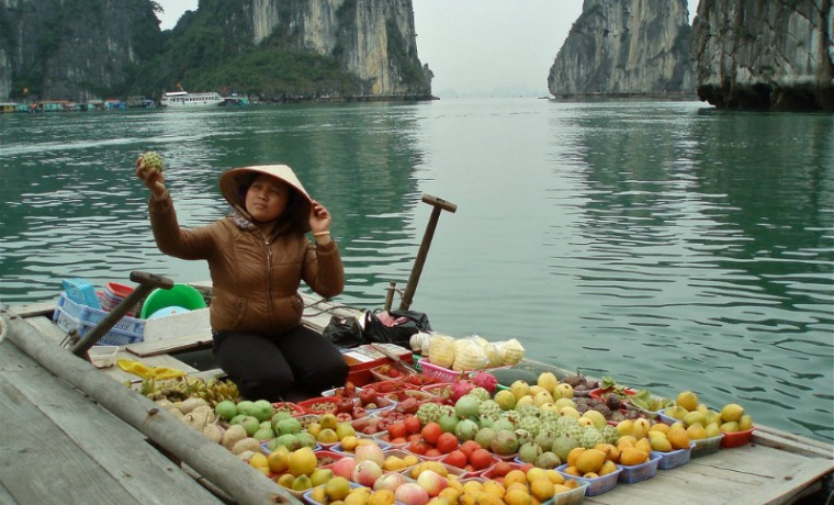 The Most Beautiful Places in the World - Ha Long Bay Vietnam