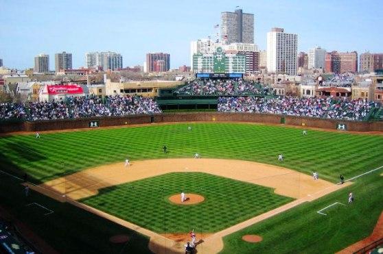 chicago wrigley field