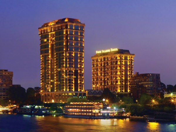 Four Seasons Hotel at Nile Plaza