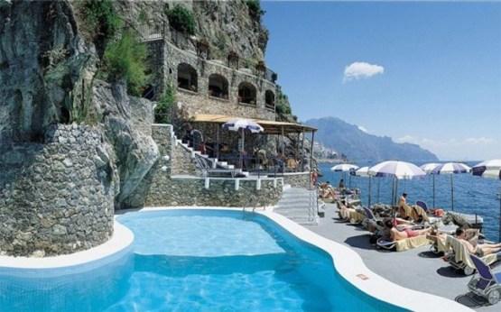 Hotel Santa Caterina, Amalfi Coast, Italy