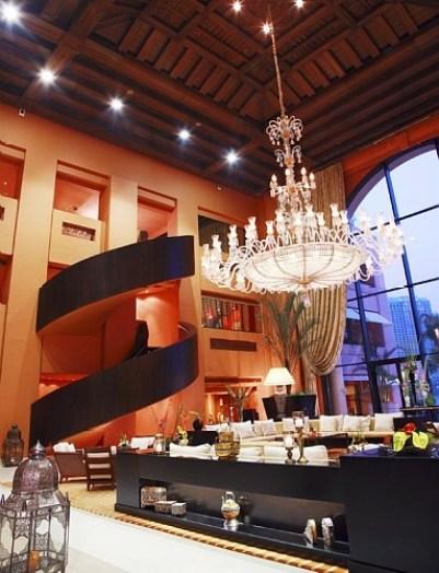 Sofitel Hotel, El Gezirah, cairo