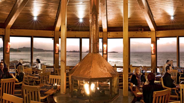 Wickaninnish Inn, Vancouver Island1