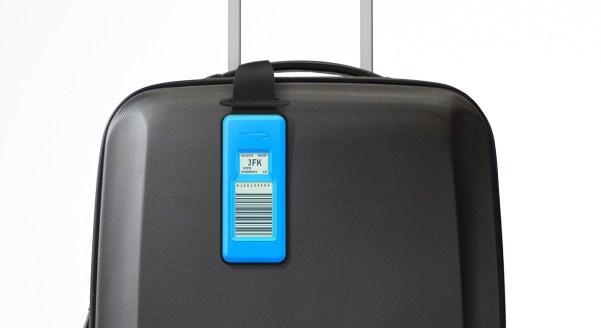 Luggage flight